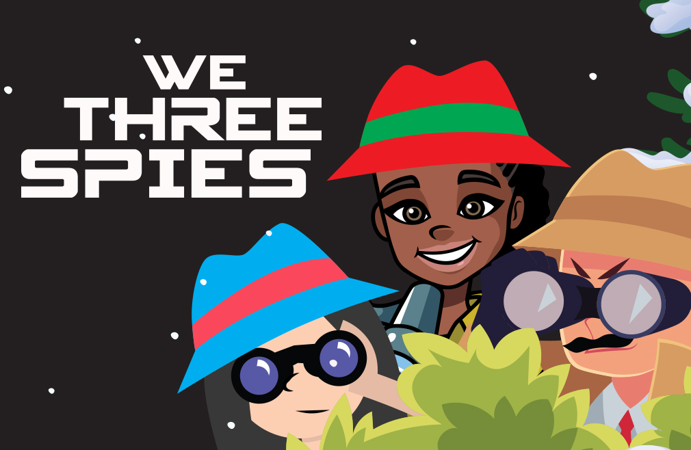 HG Kids Choir Christmas Musical: We Three Spies